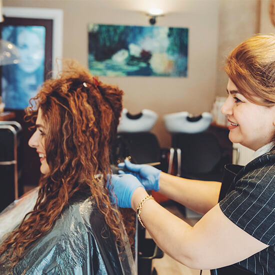 Hårfarve frisør Frederiksberg